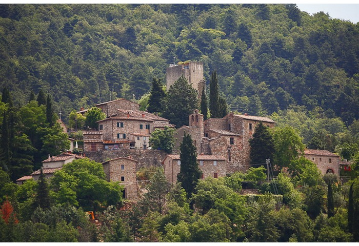 Castles of Chianti